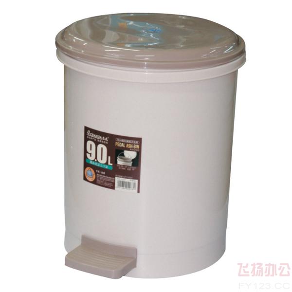 禧天龙垃圾桶 脚踏式垃圾桶 卫生桶 大号